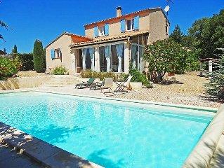 Ferienhaus Les Iris  in Roussillon, Luberon - 6 Personen, 3 Schlafzimmer