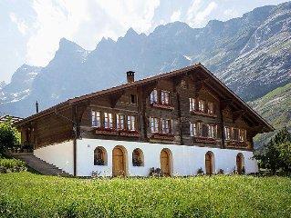 Vacation home Reindli  in Innertkirchen, Bernese Oberland - 5 persons, 2 bedroo