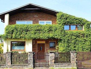 Vacation home Bursztynowa  in Ustka, Baltic Sea ( Poland) - 8 persons, 4 bedroo