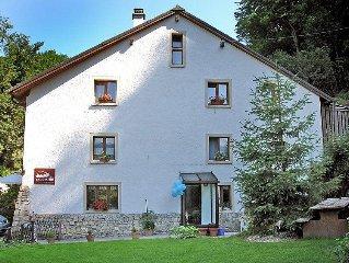 Apartment Le Sorbier  in Saint - Ursanne, Jura - 12 persons, 4 bedrooms