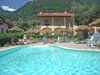 Apartment Letizia  in Ossuccio, Lake Como - 4 persons, 1 bedroom