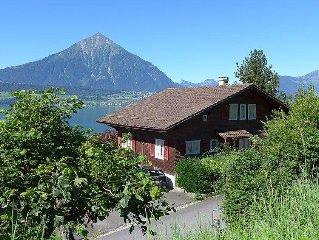 Ferienhaus Christina  in Merligen, Berner Oberland - 6 Personen, 4 Schlafzimmer