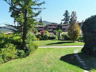Ferienhaus Hermitage  in Porto Valtravaglia, Lago Maggiore - 6 Personen, 3 Schla