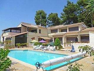 Ferienwohnung La Madrague d'Azur  in Saint Cyr sur Mer La Madrague, Cote d'Azur