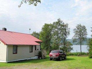 Ferienhaus Senja  in Vangsvik, Nordnorwegen - 6 Personen, 2 Schlafzimmer