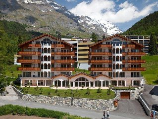 Apartment Ambassador B22  in Leukerbad, Valais - 2 persons, 1 bedroom