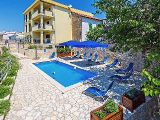 Apartment Leko  in Novi Vinodolski, Kvarner - 8 persons, 3 bedrooms