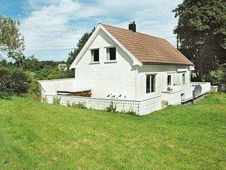 Ferienhaus Vevang  in Vevang, Nordliches Fjordnorwegen - 10 Personen, 5 Schlafzi
