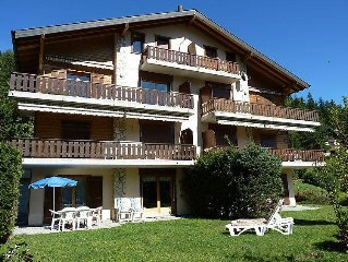 Apartment Roc Lyv  in Ovronnaz, Valais - 4 persons, 2 bedrooms