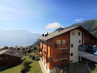 Apartment Fénestral Apt. 301  in Ovronnaz, Valais - 6 persons, 3 bedrooms