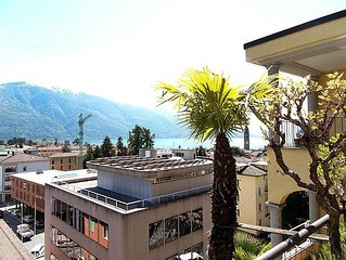 Apartment Residenza Moro  in Ascona, Ticino - 4 persons, 2 bedrooms