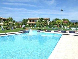 Residence Primera, Moniga del Garda  in Westlicher Gardasee - 4 persons, 1 bedr