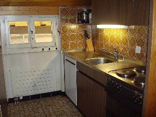 Apartment Helios 2. Stock  in Adelboden, Bernese Oberland - 4 persons, 2 bedroo