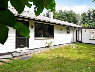 Vacation home Guldforhoved  in Bording, Central Jutland - 6 persons, 3 bedrooms