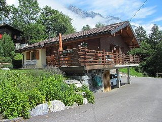Vacation home Mamakylé  in Ovronnaz, Valais - 4 persons, 2 bedrooms