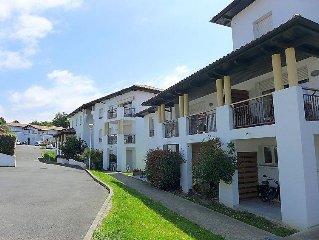 Ferienwohnung Xorrotea  in Ascain, Baskenland - 2 Personen, 1 Schlafzimmer