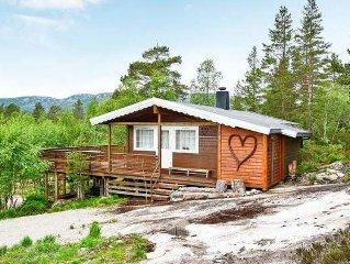 Ferienhaus Bortelid  in Åseral, Sørlandet - 7 Personen, 3 Schlafzimmer