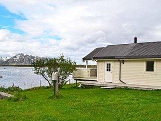 Ferienhaus Lofoten  in Bøstad, Nordnorwegen - 3 Personen, 1 Schlafzimmer