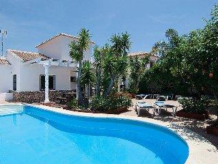 Vacation home Villa Romeral  in Nerja, Costa del Sol - 11 persons, 5 bedrooms