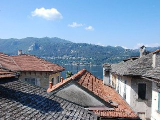 Apartment Mansarda  in Orta San Giulio, Lago d'Orta - 4 persons, 1 bedroom