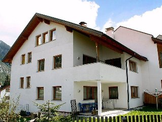 Apartment Christina  in Pettneu am Arlberg, Arlberg mountain - 6 persons, 2 bed
