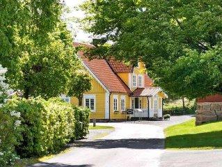 Ferienhaus Vessigebro  in Vessigebro, Halland - 10 Personen, 3 Schlafzimmer