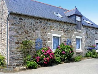 Ferienhaus in Planguenoual  in Côtes d'Armor - 4 Personen, 2 Schlafzimmer