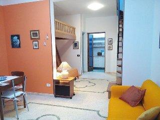 Vacation home Marina Di Andrano  in Castro, Puglia - Salento - 3 persons, 1 bed