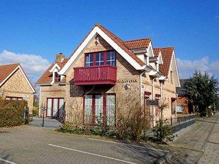 Ferienwohnung 't Hoekhuus  in Groede, Zeeland - 2 Personen, 1 Schlafzimmer