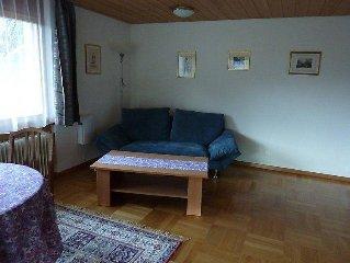 Apartment Sarbach - Maria Lauberstrasse  in Frutigen, Bernese Oberland - 2 pers