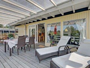 3 bedroom accommodation in Hornbæk