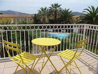 Vacation home Le Clos Saint Cyr  in Saint Cyr sur mer Les Lecques, Cote d'Azur
