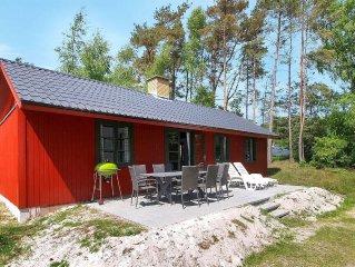 3 Zimmer Unterkunft in Nexo