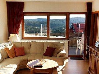 Apartment Schwarzwaldblick  in Schonach, Black Forest - 4 persons, 2 bedrooms