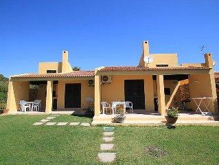 Apartment Crema  in Costa Rei, Sardinia - 6 persons, 2 bedrooms