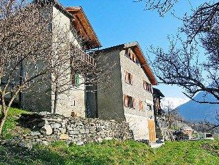 Ferienhaus Hudovernik  in Orsieres, Wallis - 5 Personen, 2 Schlafzimmer