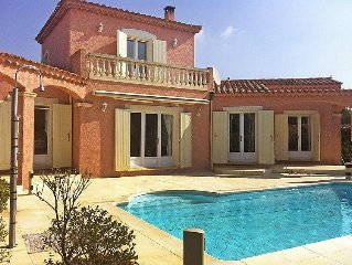 Vacation home Villa Marian  in Mouriès, Provence - 6 persons, 3 bedrooms