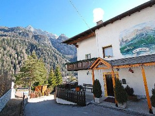 Apartment La Busa  in Alleghe, Dolomites - 6 persons, 3 bedrooms