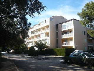 Apartment le Verdon  in Six Fours La Coudouliere, Cote d'Azur - 4 persons, 2 be