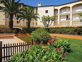Ferienwohnung L'Annonciade  in Port Cogolin, Cote d'Azur - 4 Personen, 1 Schlafz
