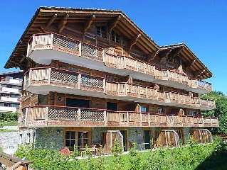 Apartment Adrève Apt. 13  in Ovronnaz, Valais - 4 persons, 2 bedrooms