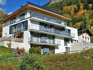 Apartment Flürs  in Flirsch, Arlberg mountain - 4 persons, 2 bedrooms