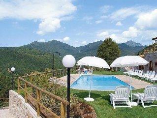 Residence La Quiete in Tignale  in Westlicher Gardasee - 4 Personen, 1 Schlafzim
