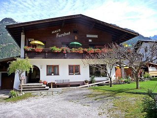 Apartment Farchat  in Umhausen, Ötztal - 3 persons, 1 bedroom