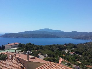 Apartment in Capoliveri town, Elba Island