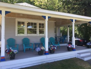 Beautiful Frankfort Michigan Vacation Home