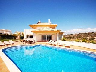 Villa in São Rafael, Albufeira, Algarve, Portugal