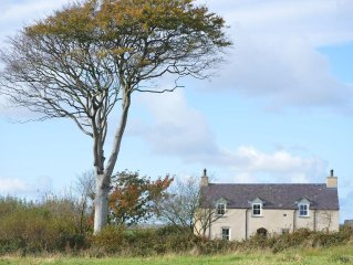 Early 18th Century Farmhouse With Beautiful Countryside Views