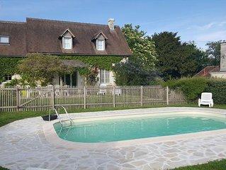 Un petit coin de paradis en Touraine