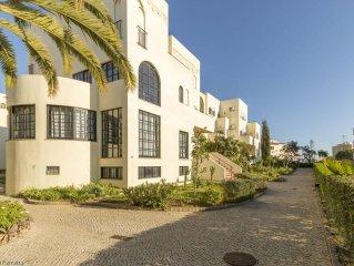 City / Village Apartment em Alvor com 3 quartos e capacidade para 6 pessoas